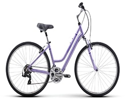 Diamondback Bicycles Vital 2 Hybrid bicycle