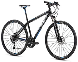 Mongoose Reform Comp Hybrid Bicycle