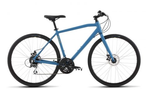 Raleigh Bicycles Cadent 2 Fitness Hybrid Bike Review