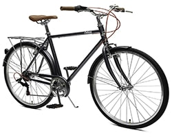 Retrospec Urban City Hybrid Bicycle